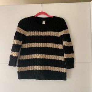 100% Merino Wool J. Crew sweater